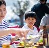 outdoor dining cafe ピーカンBBQのおすすめポイント3