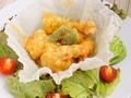 料理メニュー写真ぶりぶりエビのマヨネーズソース