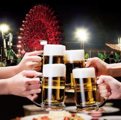 阪急トップビアガーデンの写真