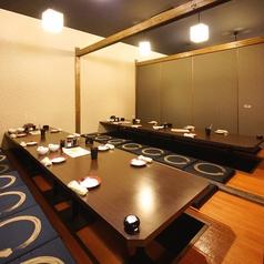 大小様々な個室 ☆酒と和みと肉と野菜 四日市駅前店☆