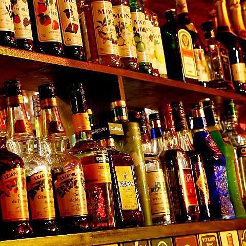 水戸市南町の隠れ家♪お酒が飲めない方にも嬉しいノンアルコールも豊富なCAFE居酒屋◎