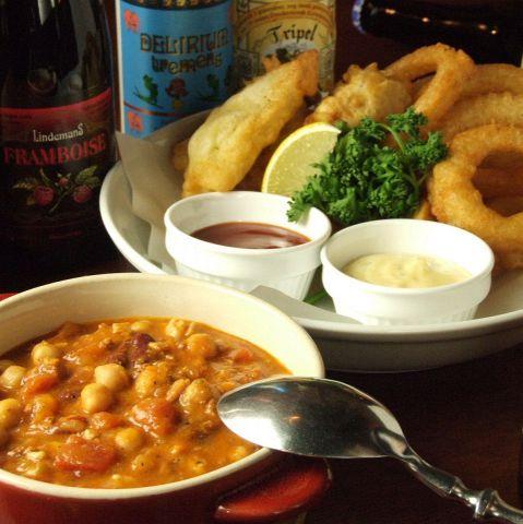 【お食事のみプラン】前菜、カルパッチョ、ガーリックチキンなど全6品コース