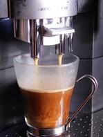 ドルチェ・デザートとご一緒に本格コーヒーを!