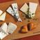 料理メニュー写真チーズ盛り合せ
