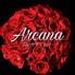 アルカナ Arcana 占いカフェ&バーのロゴ
