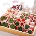 料理メニュー写真肉巻きやさい串 各種