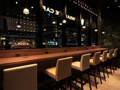 ボンサルーテカフェ BONSALUTE CAFEの雰囲気1