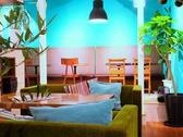【2名様~6名様ご利用いただけるソファ席】女子会・夜カフェごはん・ご宴会など様々なシーンでご利用いただけます。