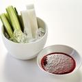 料理メニュー写真赤きゅう /白きゅう/しそきゅう