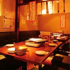 テーブル席6名専用個室はプチ宴会に最適★