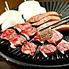 東京馬焼肉 三馬力 池袋店のロゴ