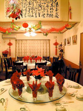 蘭梅 中国四川家庭料理の雰囲気1