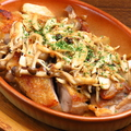料理メニュー写真若鶏のオーブン焼き