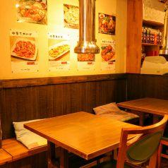 本格韓国料理 マンナ屋 新大久保店のおすすめポイント1