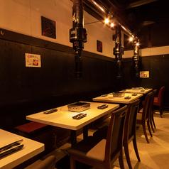 焼肉 道楽 ドウラク 新宿の雰囲気1