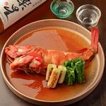 吉次(きちじ)とは、宮城県での呼び名で【きんき】のこと。キンキの煮付は美味です。