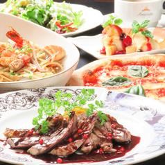 Pizzeria Amenita ピッツェリア アメニータのコース写真