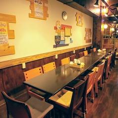 Cafe&Bar Enjoy エンジョイの雰囲気1