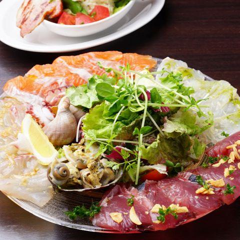 イタリアン魚酒場 ALBERTA NAMBA|店舗イメージ3