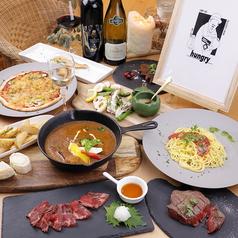 Cafe&Diner hungry ハングリーの特集写真
