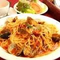 料理メニュー写真スパゲティ ボンゴレ