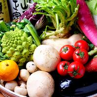 岡山県産にこだわった食材の数々…