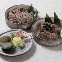 料理メニュー写真〈新潟県〉布乃利そば(1人前・2人前)