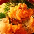 料理メニュー写真親子丼/茶美丼/鳥丼/海鮮丼