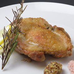 美桜鶏のハーブグリル