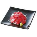 料理メニュー写真本マグロの富士山盛り