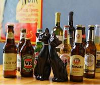 ビールが苦手な方もお好みの一杯に巡り合えます♪