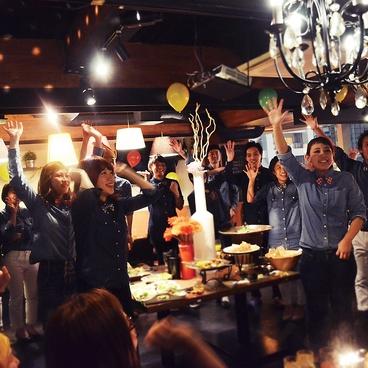 ダンチキンダン Secret Banquet シークレット バンクエ 海老名店の雰囲気1