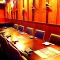 【3F】最大30名様までのテーブル個室席です!