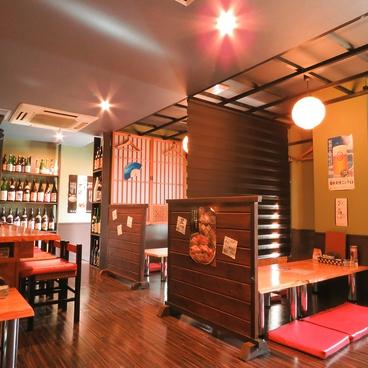 鶏肉料理と新潟地酒 居酒屋ハツの雰囲気1