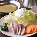 料理メニュー写真奥三河鶏のお鍋