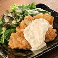 料理メニュー写真若鶏のチキン南蛮