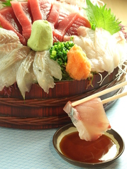 築地食堂 源ちゃん AKIBA ICHI店 秋葉原UDXレストラン街のコース写真