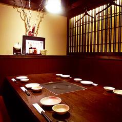 人気のテーブル個室♪2名様~4名様利用可能