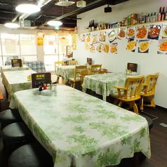 中国伝統老菜 福来喜の雰囲気1