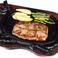 料理メニュー写真ミスジステーキ 250g