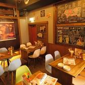 ガッツリ肉とワインとハイボール 一番町ミートブラザーズ 東口ミート酒場2号店の雰囲気2