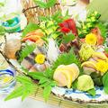 料理メニュー写真旬鮮魚のお刺身
