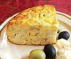 スペインオムレッツ ポテト