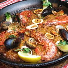 スペイン料理レストランバル サンラッソォ