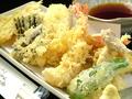 料理メニュー写真天ぷら(えび・穴子・かき・はぜ・野菜 等)