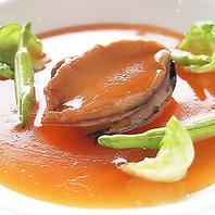 歓迎会や大切な日には、桃花林自慢の『あわび料理』