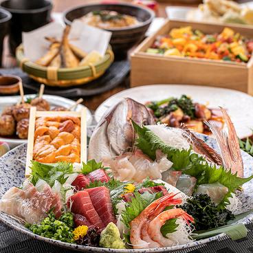 個室居酒屋 別邸 Bettei 札幌駅前店のおすすめ料理1