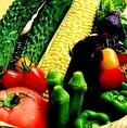 安心安全をモットーに、国内産の野菜のみ使用。