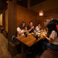 楽食家 ほろほろ 本宿の雰囲気1