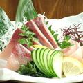 料理メニュー写真寒鰤(かんぶり)のお刺身